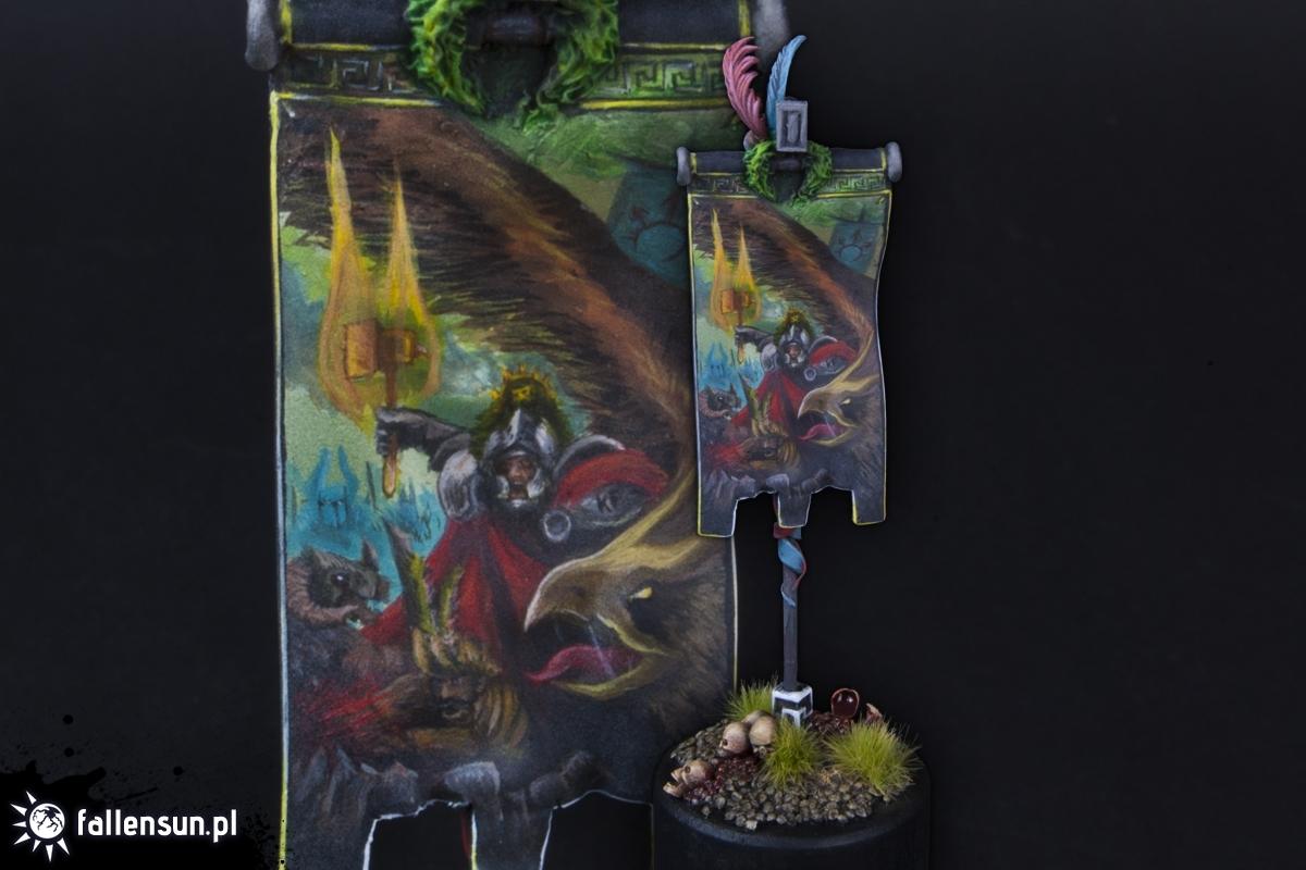 FallenSun Battle Party Banners - Fallensun - Warhammer - T9a