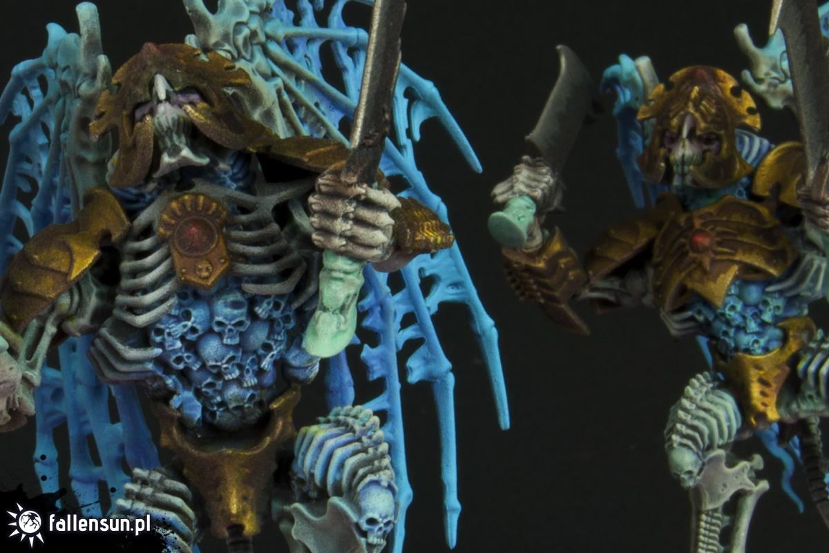 Morghasts - Fallensun - Warhammer - T9a
