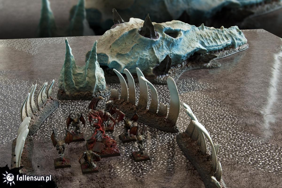 Plain of Bones - Fallensun - Warhammer - T9a