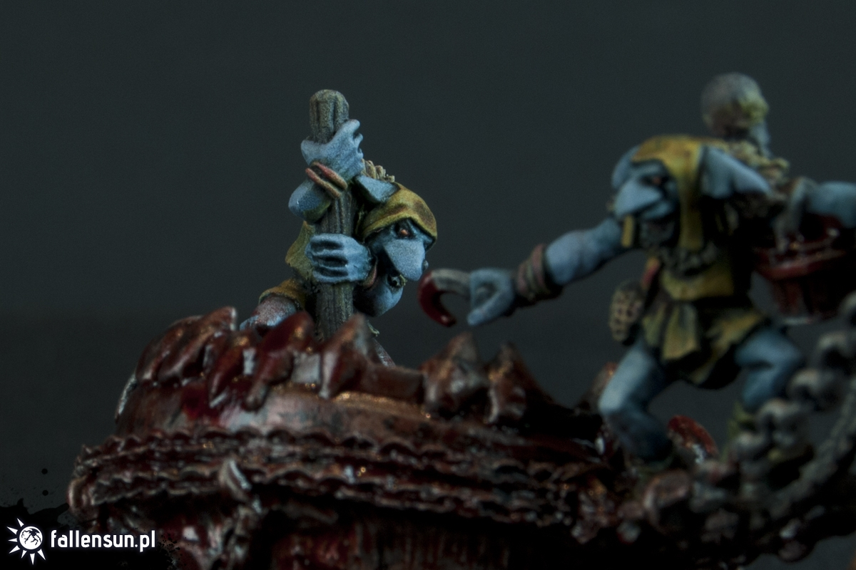 Skrag - Fallensun - Warhammer - T9a