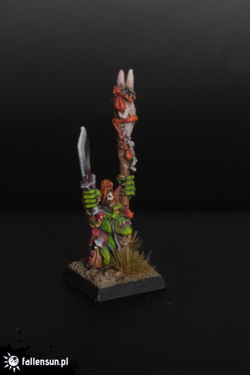 Goblin Shaman - Fallensun - Warhammer - T9a