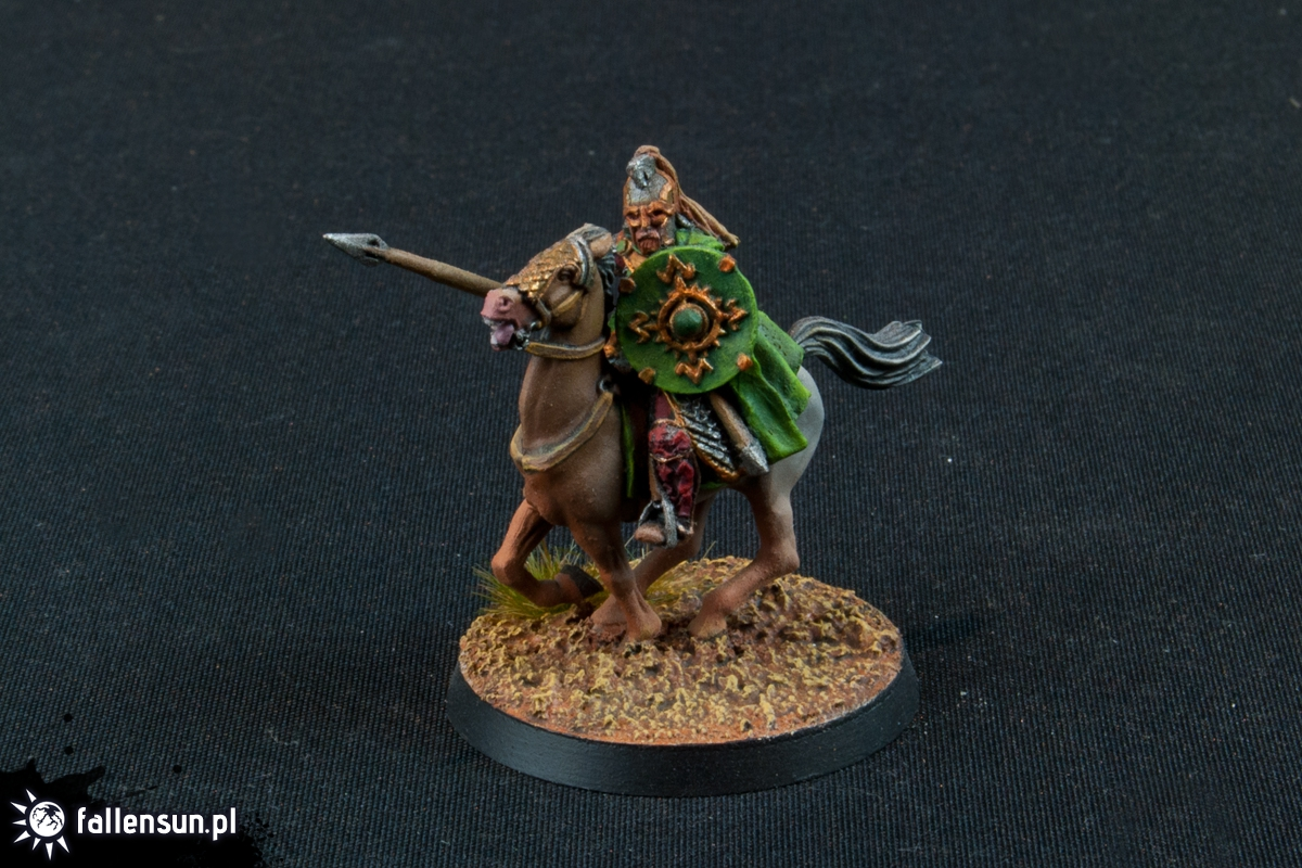 Rohan Royal Guards - Fallensun - Warhammer - T9a