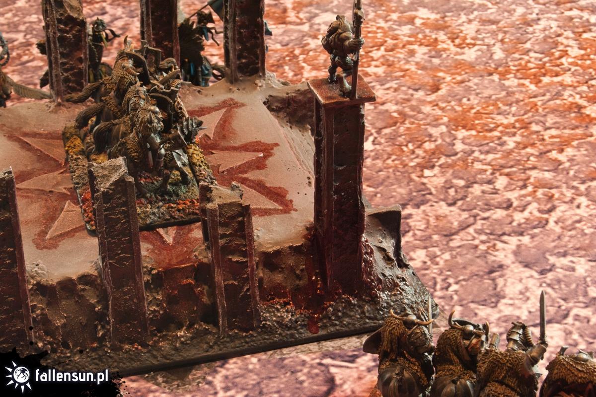 Chaos Sanctuary Battles - Fallensun - Warhammer - T9a