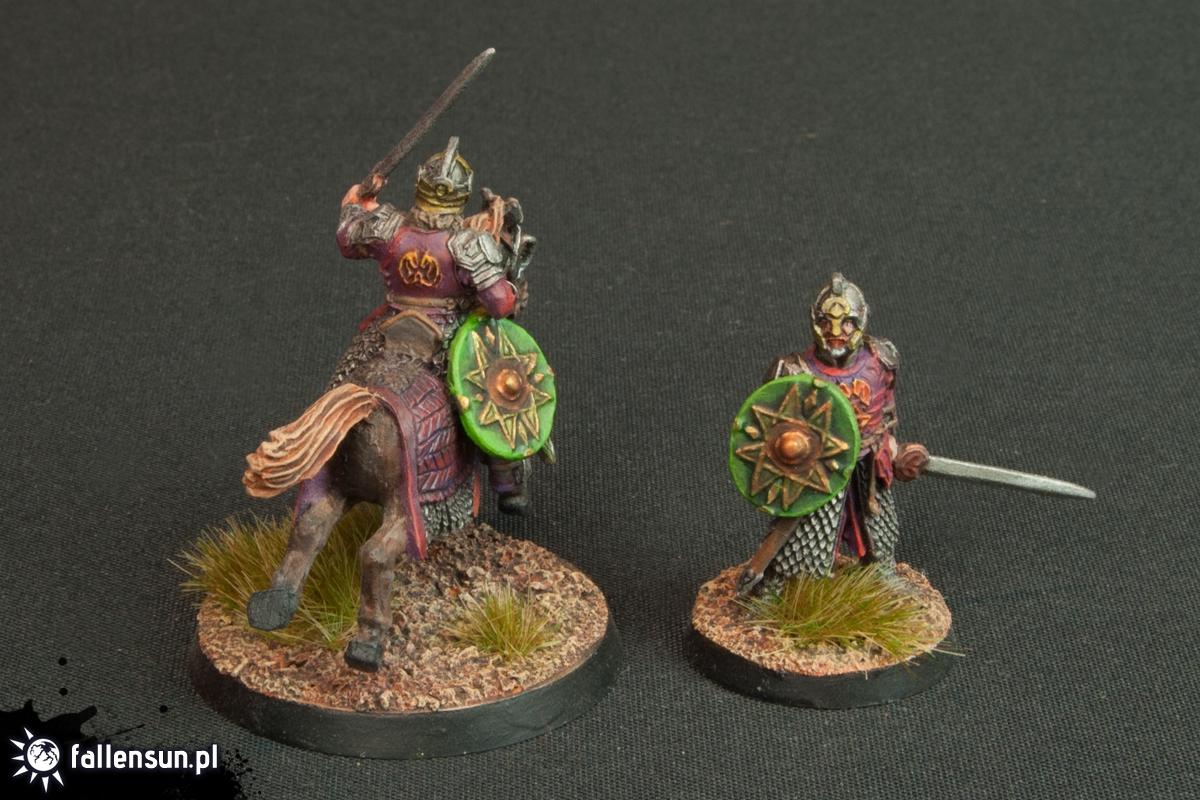Rohan Horse Lords - Fallensun - Warhammer - T9a