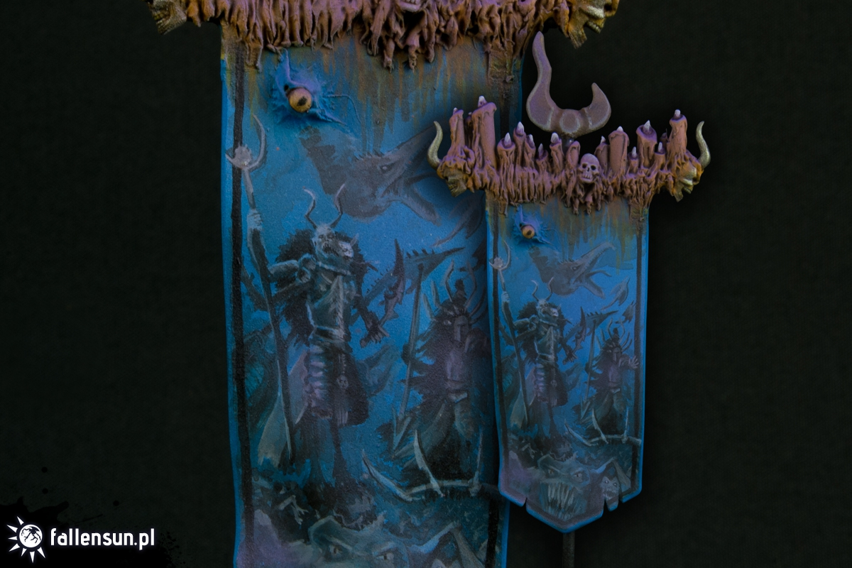 Banners - Fallensun - Warhammer - T9a