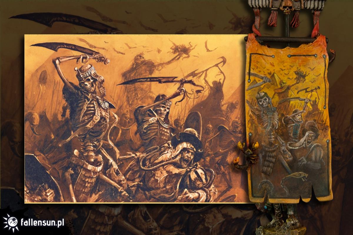 The Standard of Sands - Fallensun - Warhammer - T9a