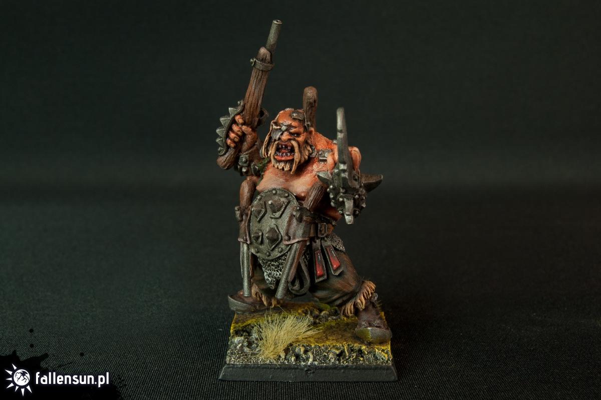Ogre Bruiser - Fallensun - Warhammer - T9a