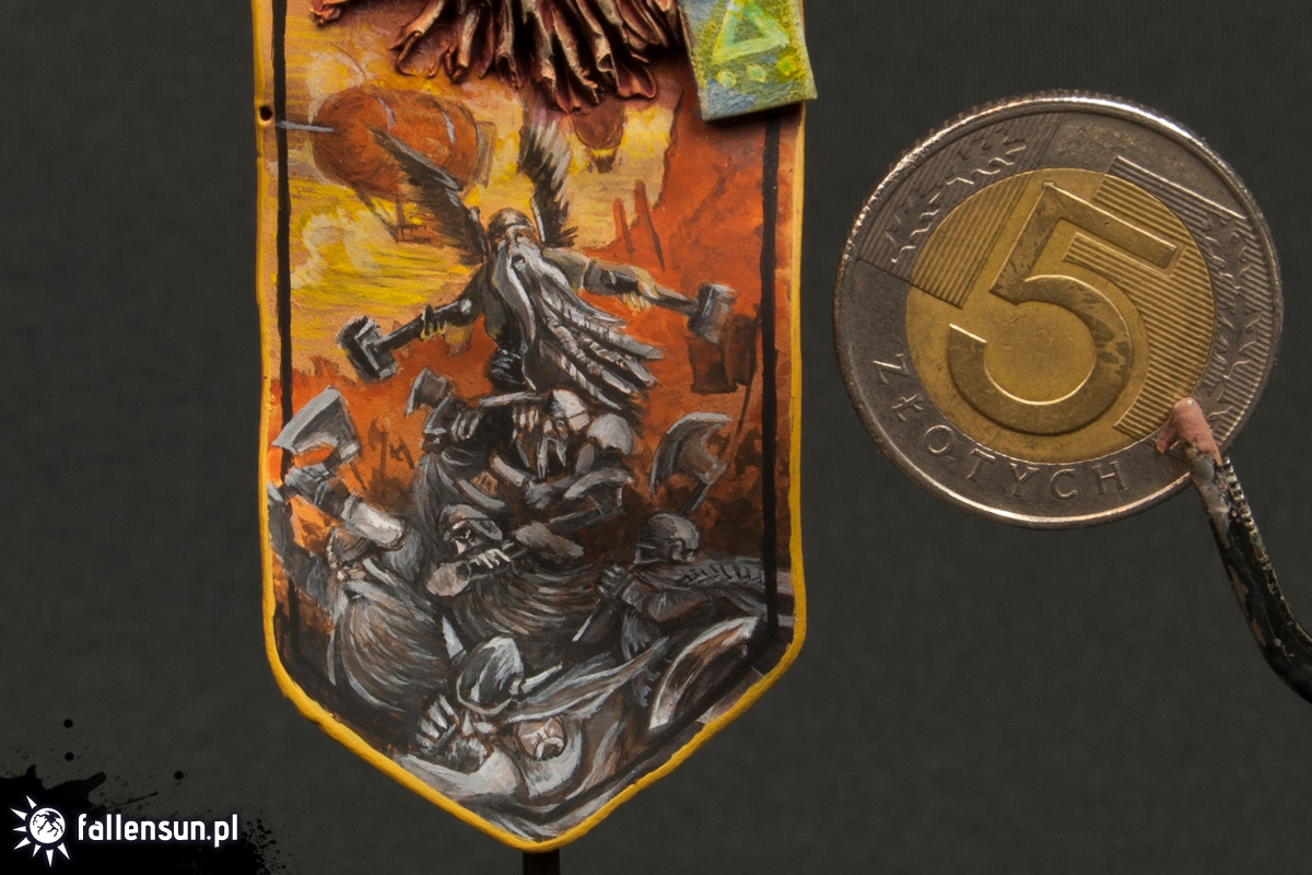 The Sons of Grungni - Fallensun - Warhammer - T9a