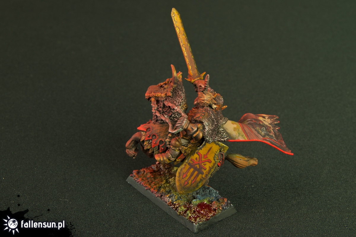 Merely Mortal - Fallensun - Warhammer - T9a