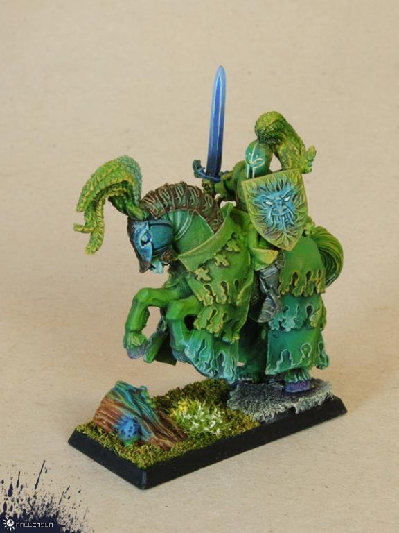 Green Knight - Fallensun - Warhammer - T9a
