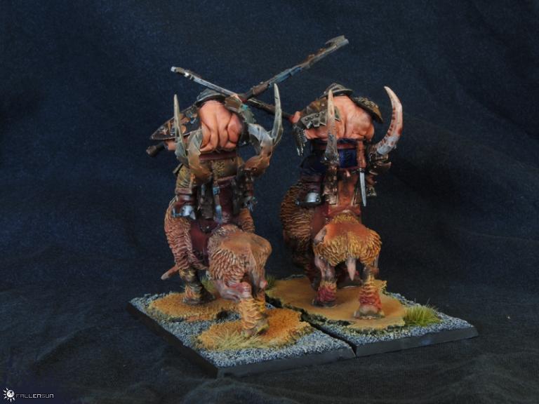 Mournfangs - Fallensun - Warhammer - T9a