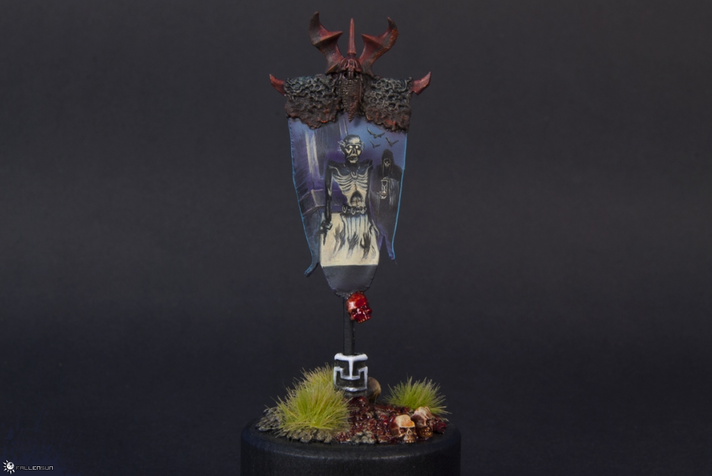 Banners of Edgars Army - Fallensun - Warhammer - T9a