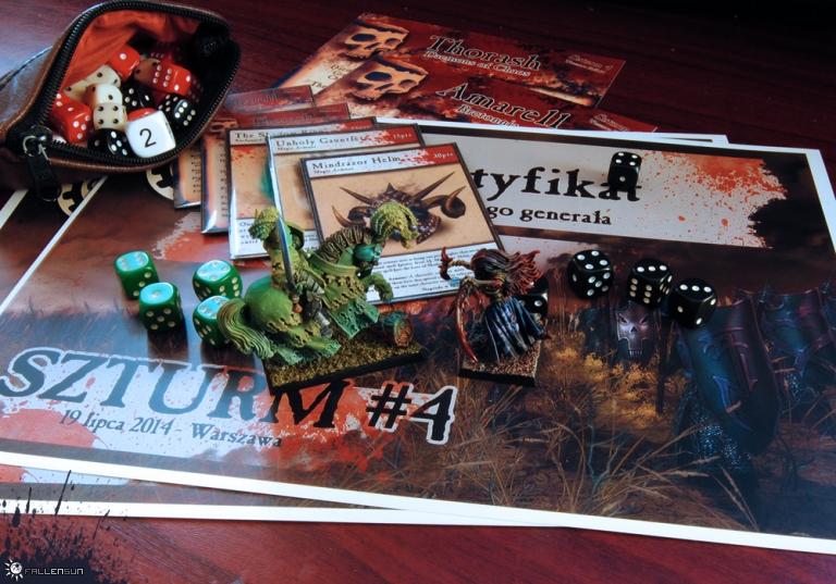 2014.07.19 Szturm#4 - Fallensun - Warhammer - T9a