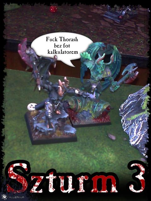 2014.05.25 Szturm#3 - Fallensun - Warhammer - T9a