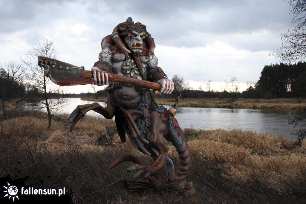 Shaggoth - Fallensun - Warhammer - T9a