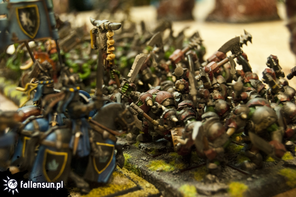 Tournament - Warhammer - Chaos Wastes FallenSUN Battle Party - 6th edition - Zduńska Wola